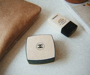 makeup, aesthetic, and chanel image