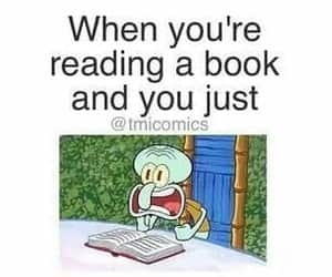 book and meme image