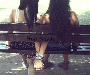 always, best friends, and forever image