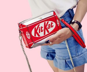 bag, candy, and fashion image