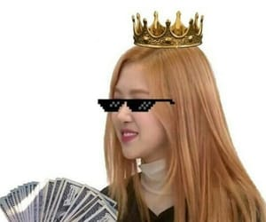 blackpink, kpop memes, and park chaeyoung image
