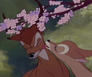 bambi, deer, and disney image