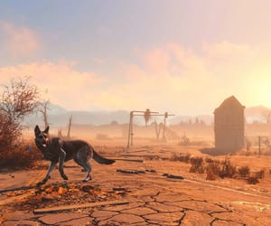 afternoon, scorched, and dogmeat image