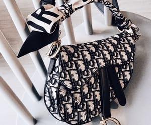 details, handbag, and dior image