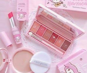 aesthetic, pink, and kawaii image