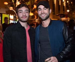gossip girl, Chace Crawford, and ed westwick image