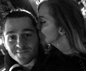 couple, kiss, and julien solomita image