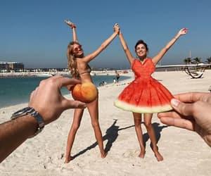 girl, negin mirsalehi, and summer image