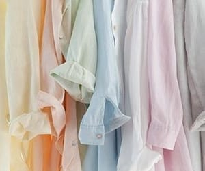 pastel, colors, and shirt image