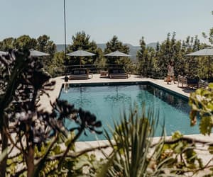 Hot, hotel, and swimming pool image