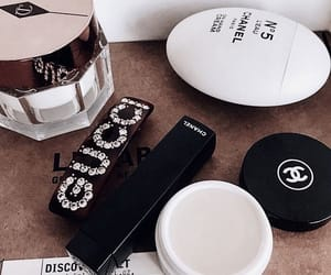 cosmetics, chanel, and gucci image