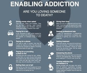 addictions, paying for phone, and place to live image