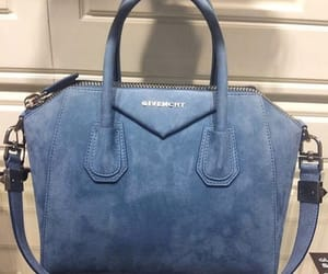bag, Givenchy, and blue image