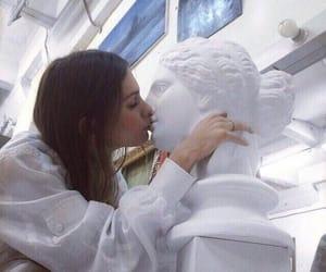 kiss, girl, and aesthetic image