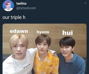 meme, taeil, and nct image