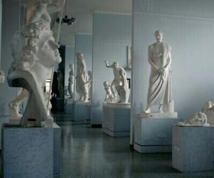 art, pale, and sculpture image