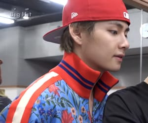 v, the love of my life, and bts image