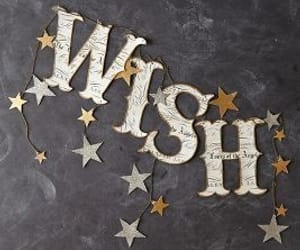 wish, stars, and quotes image