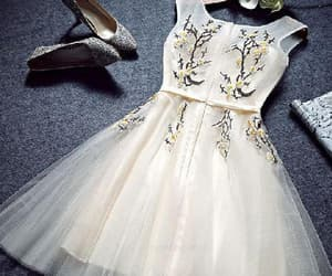cheap prom dresses, cute homecoming dresses, and ivory prom dresses image