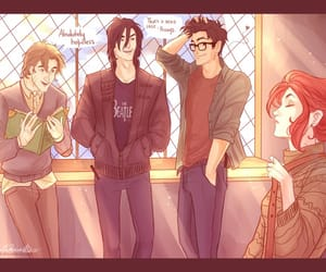 harry potter and viria image