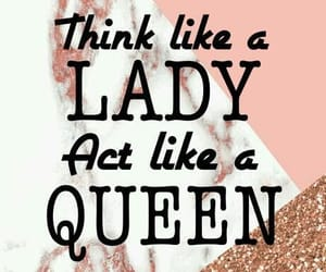lady and Queen image