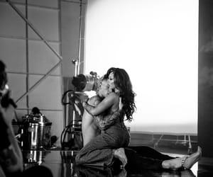 black, couple, and fashion image