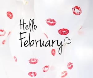 aesthetic, february, and kiss image