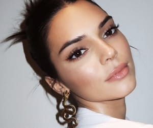 beauty, Kendall, and makeup image