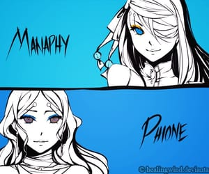 anime, game, and manaphy image