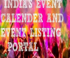 article, event calender, and events in india image
