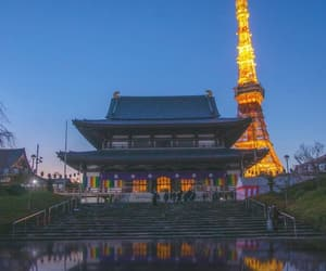 japon, tokyo, and tokyo tower image