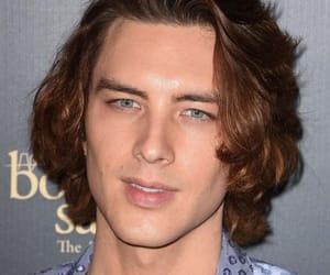 blue eyes, red carpet, and brunette image