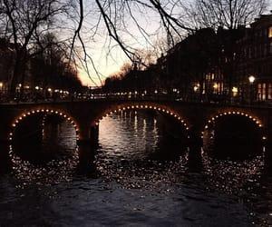 light, place, and bridge image