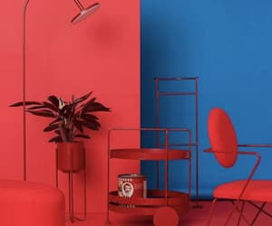 art direction, color, and interior design image