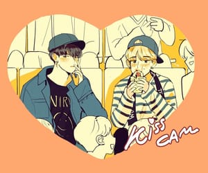 36 images about yoonmin fanart on We Heart It | See more about bts