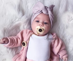 baby, chic, and enfant image