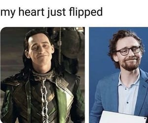 new, thor, and tom hiddleston image