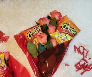 valentines day and hoy cheetos image