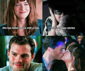 forever, fifty shades freed, and love image