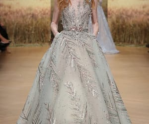 Couture, dress, and haute couture image
