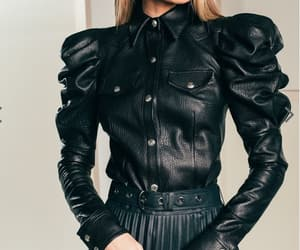 design, leather, and style image