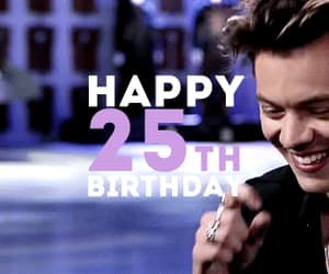 gif, happy bday, and sweet creature image