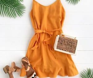 casual dress and vestido casual image