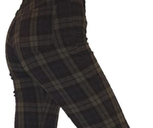 pants, png, and plaid image