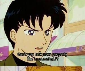 sailor moon, anime, and funny image