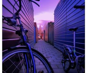 bicycle, bike, and pink image
