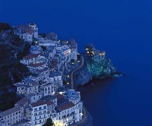 italy, night, and place image