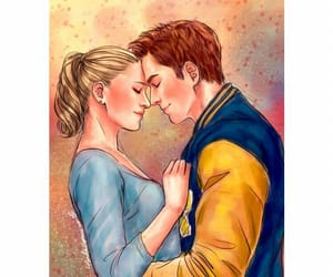 art, riverdale, and betty cooper image
