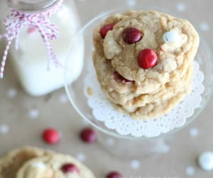 bake, valentine's, and Cookies image