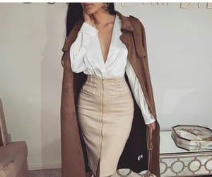 fashion, mode, and skirt image